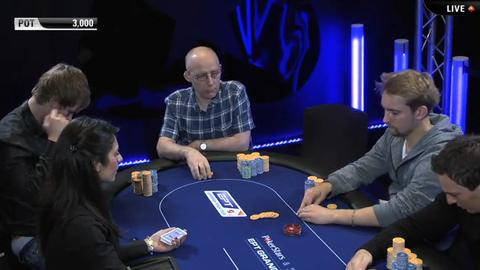 EPT9 Monaco - Main Event Day 5 - Part 6 (ft. Jason Mercier)