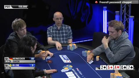 EPT9 Monaco - Main Event Day 5 - Part 5 (ft. Theo Jorgensen & Gus Hansen)