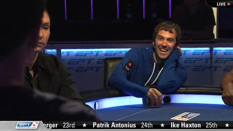 EPT9 Monaco - Super High Roller Day 2 - Part 3 (ft. Ike Haxton)