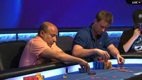 EPT9 Monaco - Main Event Day 5 - Part 3 (ft. Fatima Moreira de Melo & Neil Johnson)