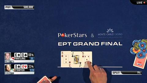 EPT9 Monaco - Main Event Final Table - Part 5 (ft. Steve O'Dwyer)