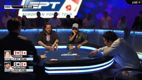 EPT9 Monaco - Main Event Final Table - Part 2 (ft. Christophe de Meulder & Lee Jones)