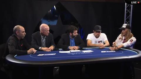 EPT9 Monaco - Main Event Day 4 - Part 3 (ft. Vanessa Rousso, Chris Moneymaker, Barry Greenstein)