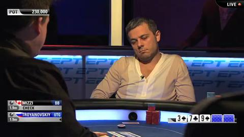 EPT9 Monaco - Super High Roller Day 2 - Part 6 (ft. Ike Haxton)