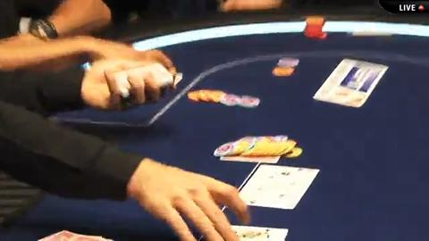 EPT9 Monaco - Super High Roller Day 2 - Part 1 (ft. Rick Dacey & Jan Heitmann)