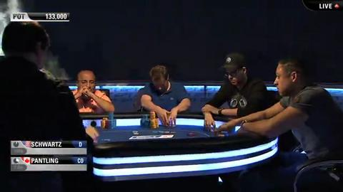 EPT9 Monaco - Main Event Day 5 - Part 1 (ft. Rick Dacey & Mickey 'mement_mori' Petersen)