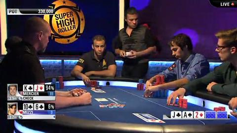 EPT9 Monaco - Super High Roller Final Table - Part 2 (ft. David Yan & Daniel O'Brien)