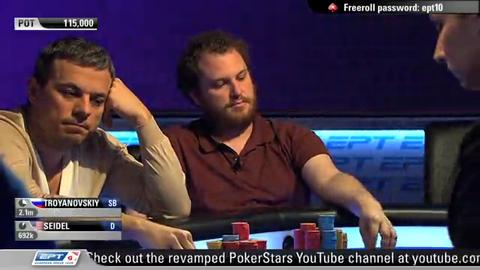 EPT9 Monaco - Super High Roller Day 2 - Part 4 (ft. David Yan & Lee Jones)