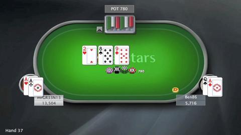 SCOOP 2013: Event 40 - $21,000 NL Hold'em Heads-Up High-Roller
