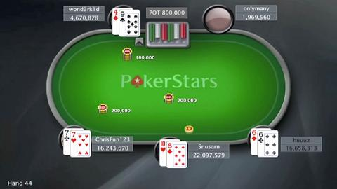 Sunday Million - June 23rd 2013