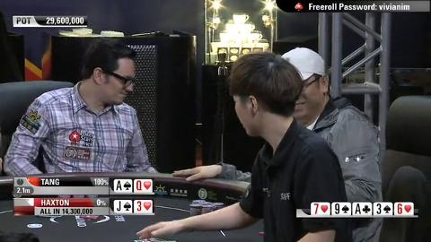GDAM 2013 Final Table - Part 2 (ft. Winnie Wong & Mike McDonald))