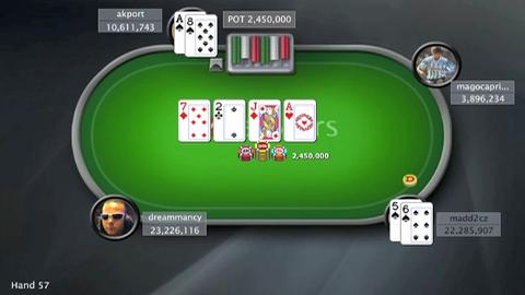 Sunday Million - July 7th 2013