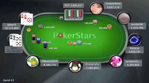 Sunday Million - July 28th 2013