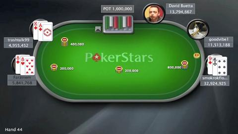 Sunday Million - August 4th 2013