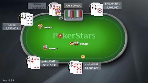 Sunday Million - August 11th 2013