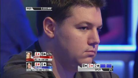 PCA 2013 - $25k High Roller Final Table