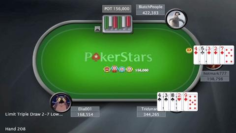 WCOOP 2013: Event 65 - $10,300 8-Game High Roller