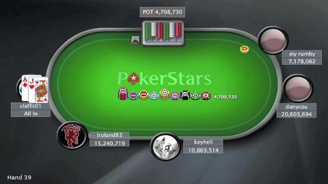 Sunday Million - October 13th 2013