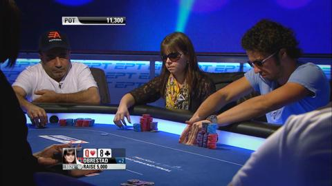 EPT9 Monte Carlo - Main Event, Episode 4