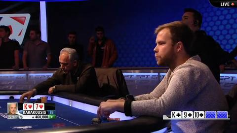 EPT 10 London – Main Event Final Table – Part 5 (ft. Robin Ylitalo)