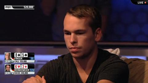 EPT 10 London - Super High Roller Final Table – Part 4 (ft. Martin Finger)