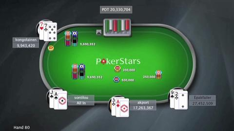 Sunday Million - October 27th 2013