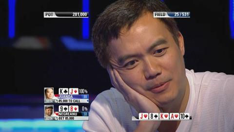 EPT9 Monte Carlo - Main Event, Episode 6