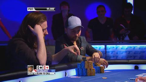 EPT9 Monte Carlo - Main Event, Episode 8