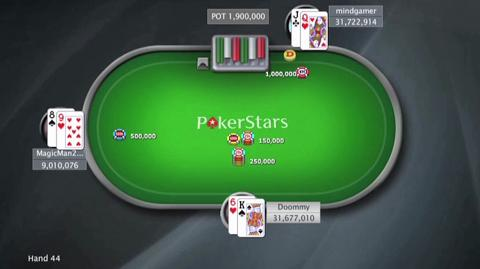 Sunday Million I - December 1st 2013