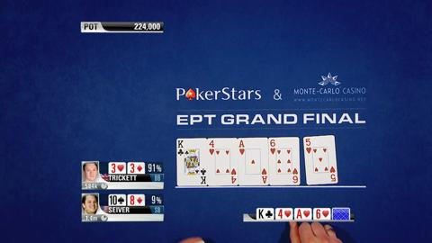 EPT9 Monte Carlo - Super High Roller, Episode 3