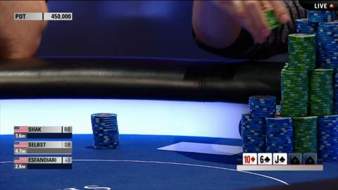 PCA 2014 - Super High Roller Day 2 Highlights