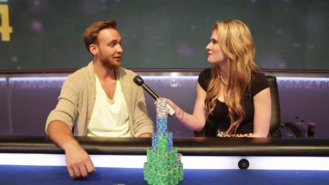 PCA 2014:  Fabian Quoss is Super High Roller Champion