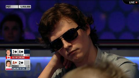 PCA 2014 - Main Event, Final Table Highlights