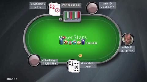 WCOOP CHALLENGE Sunday Million 30 March 2014