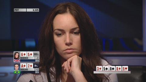 EPT10 London - Main Event, Episode 1