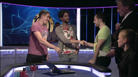 EPT10 Grand Final Super High Roller final table highlights
