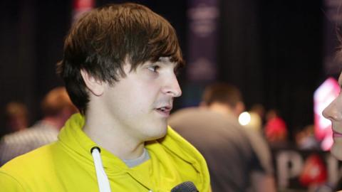 EPT10 Grand Final:  Leo McClean Adjusts to Life as a Professional