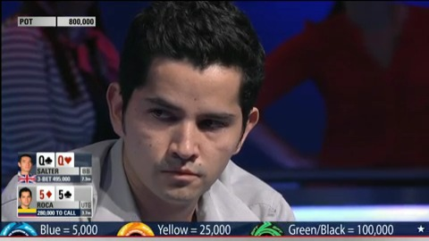 EPT10 Grand Final Main Event Final Table highlights