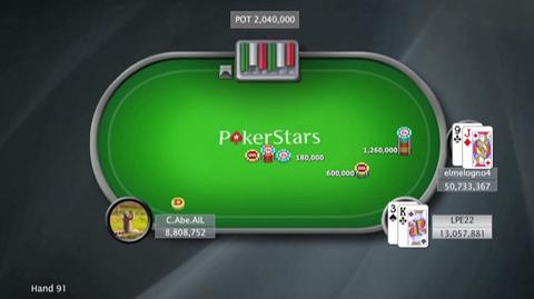 Sunday Million 8 June 2014