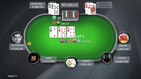 Sunday Million 15 June 2014