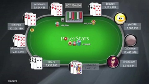 Sunday Million - 27 July 2014