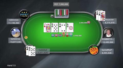 Sunday Million 31 August 2014