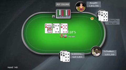 WCOOP 2014: Event #9 Super Tuesday
