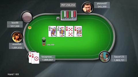 WCOOP 2014: Event #23 $10k Rebuy HR 8-Max