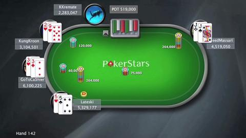 WCOOP 2014: Event #45, $2,100 No-Limit Hold'em