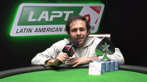 LAPT7 Gran Final Perú - Campeón evento #4 NLH Unlimited Re-Entries