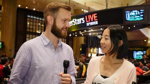 2014 ACOP: Yaxi Zhu's in Strong Contention