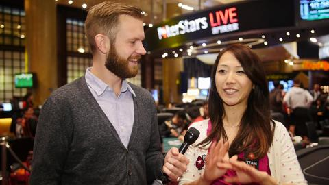 2014 ACOP: Celina Lin Keeps The Dream Alive