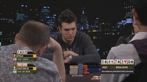 Aussie Millions 2014 - High Stakes Cash Game, Episode 5