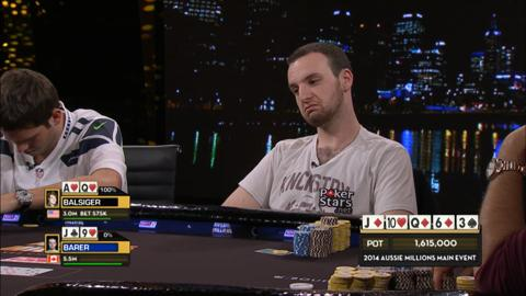 Aussie Millions 2014 - Main Event, Episode 2